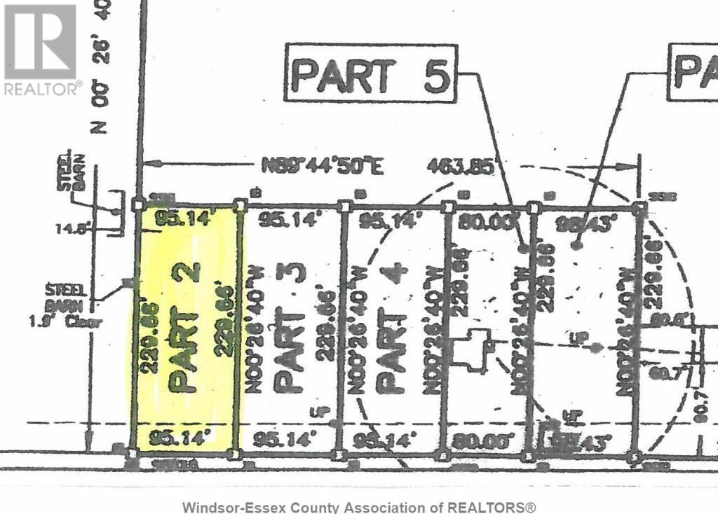 945 East West Unit# Pt 2, Pelee Island, Ontario  N0R 1M0 - Photo 2 - 19029074